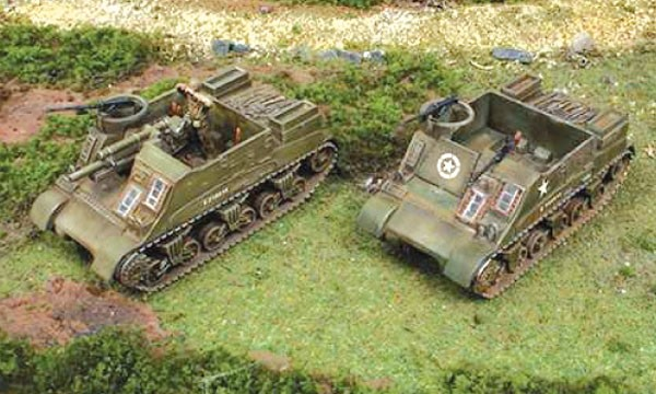 M7 Priest 105mm  ITALERI